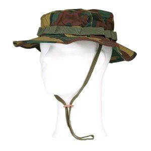 Bush hoed