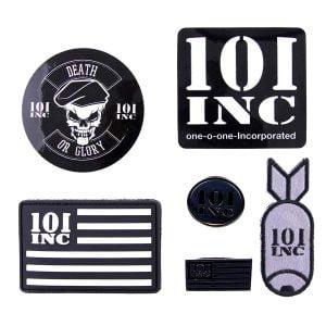 101INC Stickers